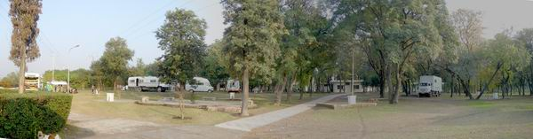 Islamabad Overland - Campsite for foreigners - Jasmin Garden - Abpara market